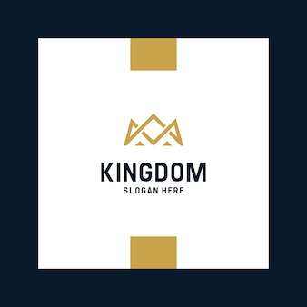 Inspiring royal and crown logos