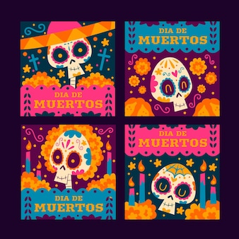 Instagram posts day of the dead celebration