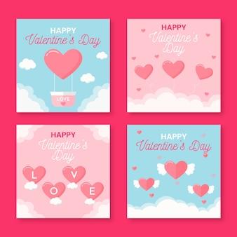 バレンタインデーinstagram posts