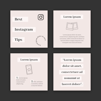 Instagram 팁 게시물 수집