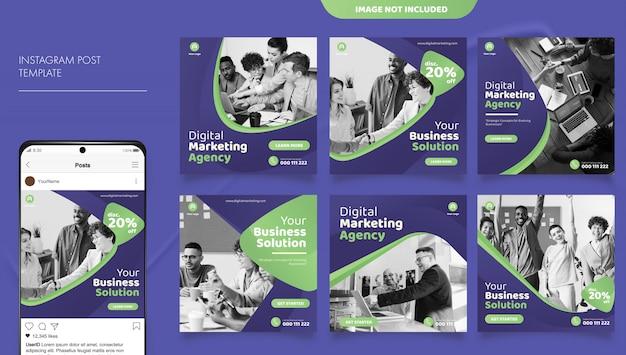 デジタルビジネスマーケティングのinstagramの投稿