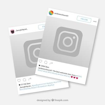 Instagramフレーム