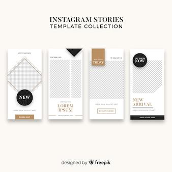 クリエイティブなinstagramストーリーテンプレートコレクション