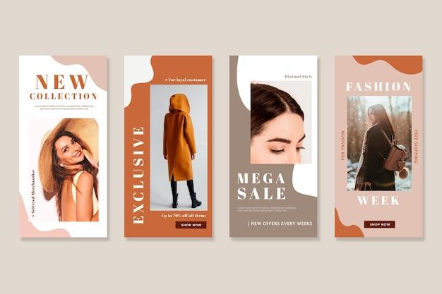 若いモデルのオーガニックinstagramの販売ストーリー