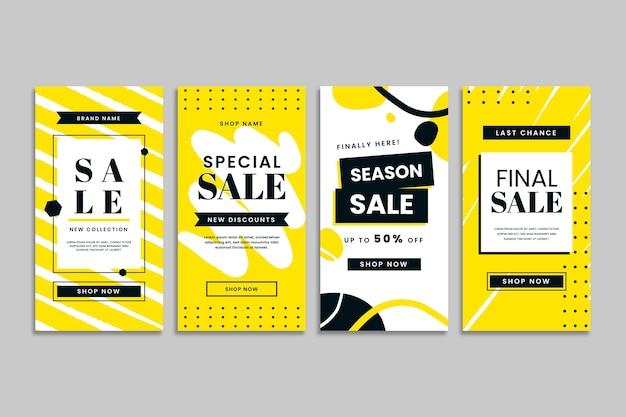 Сборник рассказов о продажах instagram