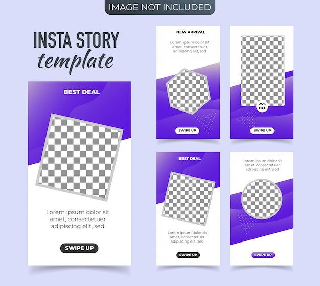 Instagramストーリーのプロモーションバナー