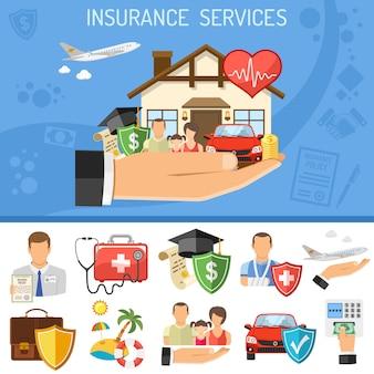 Концепция страховых услуг
