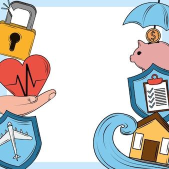 Страховые услуги, связанные