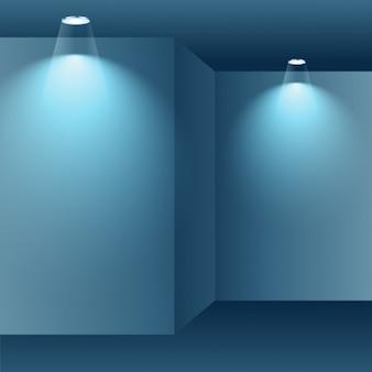 インテリア空の部屋