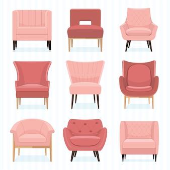 Interior sofa style