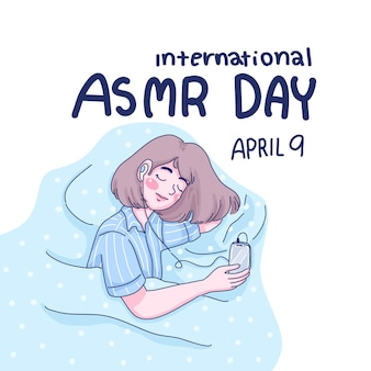 국제 asmr의 날