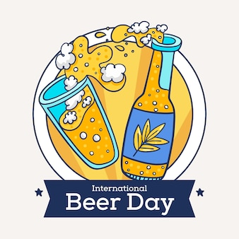 International beer day celebration