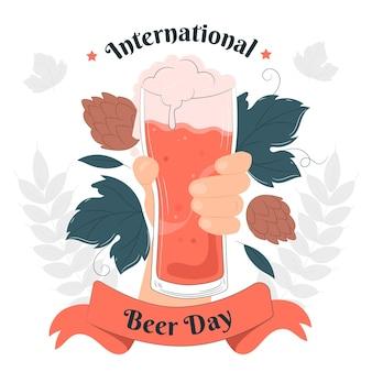 国際ビールの日概念図