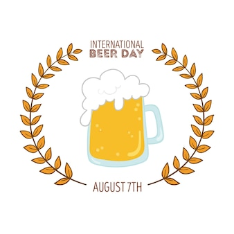 Giornata internazionale della birra disegnata