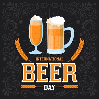 International beer day event