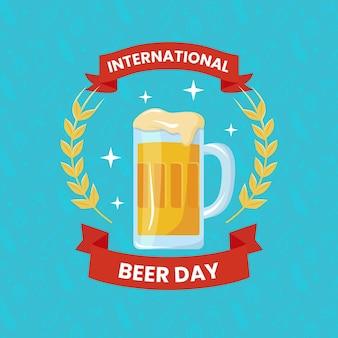 Международный день пива с пивом