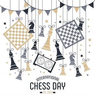 International chess day is celebrated annually on july 20