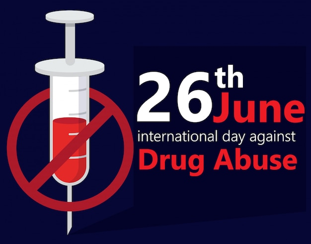 International day against drug abuse