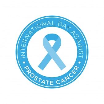 International day against prostate cancer stamp