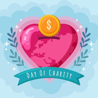 International day of charity theme