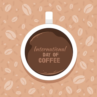 International day of coffee celebration