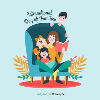 International day of families background