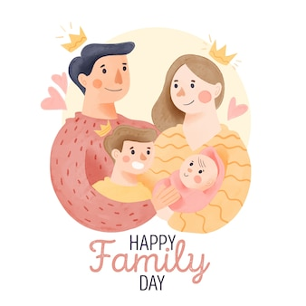 International day of families with parents and children