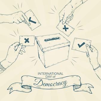 국제 민주주의 개념의 날