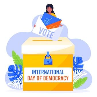 国際民主主義デー