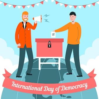 Международный день демократии