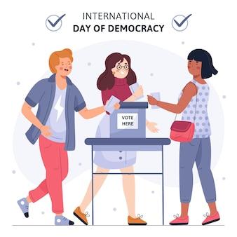 국제 민주주의의 날