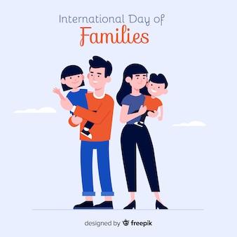 Международный день семейного фона