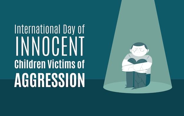 侵略による罪のない子供たちの国際デー