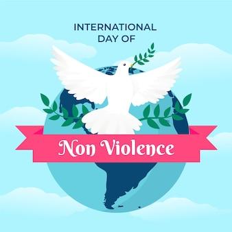 非暴力イベントの国際デー