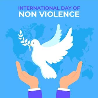 非暴力の国際デー