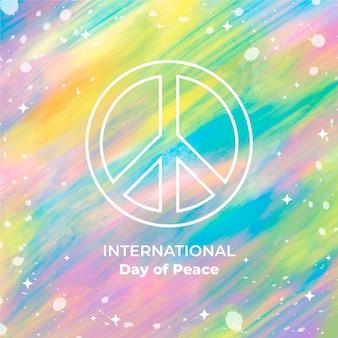 국제 평화의 날 축하