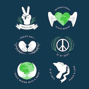 Коллекция международного дня мира