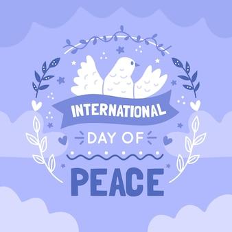 鳩との平和の国際デー