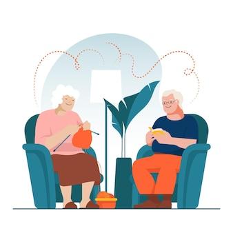 高齢者の国際デー