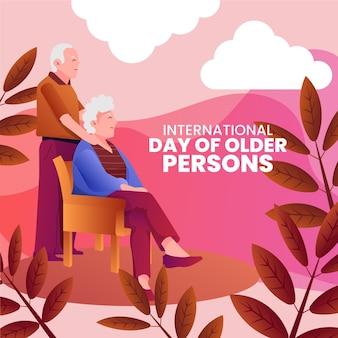Giornata internazionale delle persone anziane