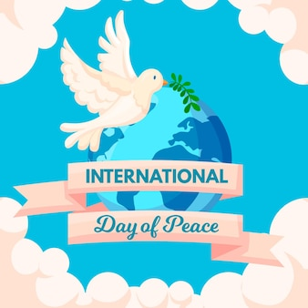 International day of peace celebration