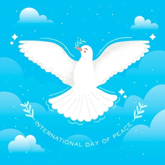 International day of peace style