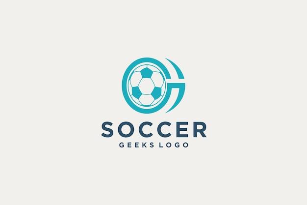 Дизайн логотипа эмблемы международного футбольного союза