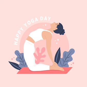 International happy day of yoga