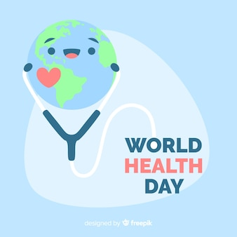 International health day background