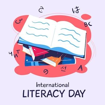 Празднование международного дня грамотности