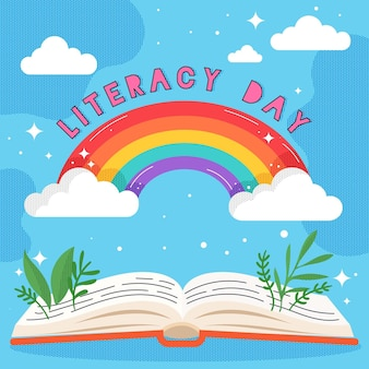 International literacy day theme