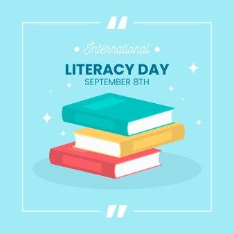 День международной грамотности с книгом