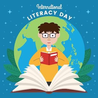 국제 문해력의 날