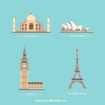 Международные памятники